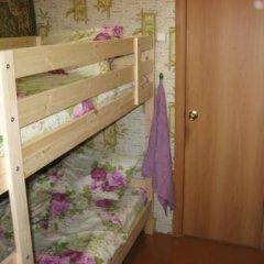 Hostel Puzzle Кровать в общем номере с двухъярусной кроватью фото 3