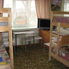 Hostel Puzzle Кровать в общем номере с двухъярусной кроватью фото 4