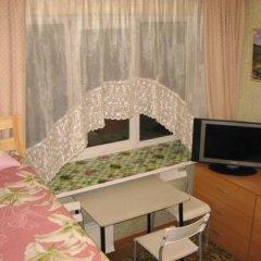 Hostel Puzzle Кровать в общем номере с двухъярусной кроватью фото 7