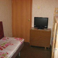 Hostel Puzzle Кровать в общем номере с двухъярусной кроватью фото 11