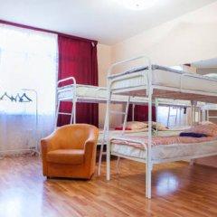 Like Hostel Кровать в общем номере с двухъярусной кроватью