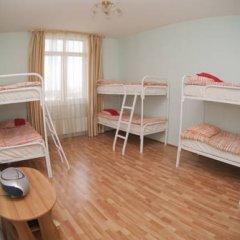 Like Hostel Кровать в мужском общем номере с двухъярусной кроватью