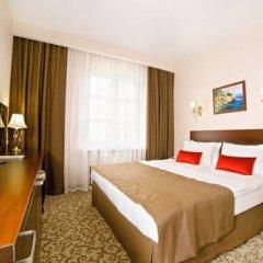 Гостиница Villa Marina 3* Стандартный номер с разными типами кроватей фото 16