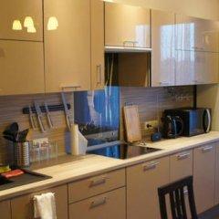 Апартаменты Славянка Апартаменты с разными типами кроватей фото 15