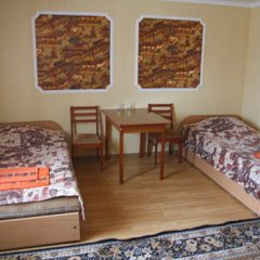 Гостиница Вита Номер Комфорт с различными типами кроватей фото 4