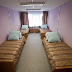 Hostel Tsarskoselsky Campus Кровать в женском общем номере