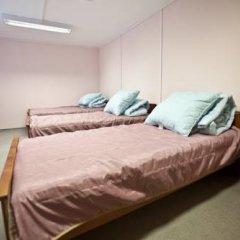 Hostel Tsarskoselsky Campus Кровать в мужском общем номере