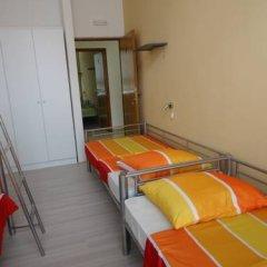 Party Hostel Кровать в общем номере с двухъярусной кроватью фото 4