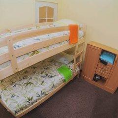 T-Hostel Кровать в общем номере с двухъярусной кроватью фото 13