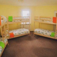 T-Hostel Кровать в общем номере с двухъярусной кроватью фото 11