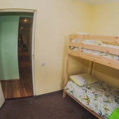 T-Hostel Кровать в общем номере с двухъярусной кроватью фото 2