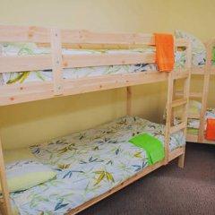 T-Hostel Кровать в общем номере с двухъярусной кроватью фото 10