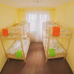 T-Hostel Кровать в общем номере с двухъярусной кроватью фото 4