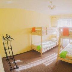 T-Hostel Кровать в общем номере с двухъярусной кроватью фото 5