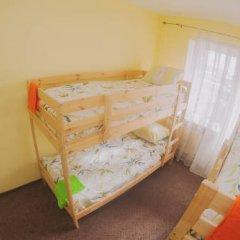 T-Hostel Кровать в общем номере с двухъярусной кроватью фото 7