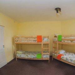T-Hostel Кровать в общем номере с двухъярусной кроватью фото 12