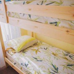 T-Hostel Кровать в общем номере с двухъярусной кроватью фото 8