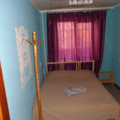 Хостел Smiles Номер с различными типами кроватей (общая ванная комната) фото 13