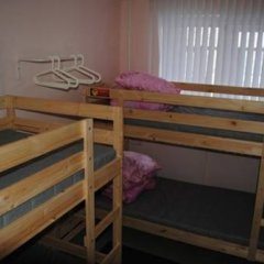 Хостел Smiles Кровать в общем номере с двухъярусной кроватью фото 3