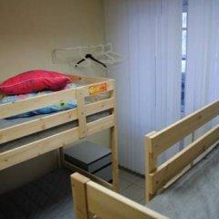 Хостел Smiles Кровать в общем номере с двухъярусной кроватью фото 12