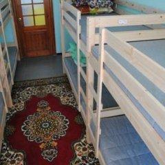 Хостел Smiles Кровать в общем номере с двухъярусной кроватью фото 13