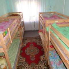 Хостел Smiles Кровать в общем номере с двухъярусной кроватью фото 9