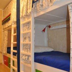 ID Hostel Кровати в общем номере с двухъярусными кроватями фото 11