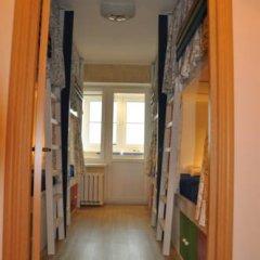 ID Hostel Кровати в общем номере с двухъярусными кроватями фото 9