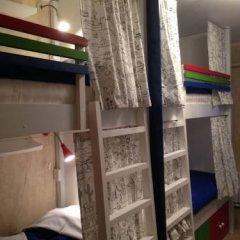 ID Hostel Кровати в общем номере с двухъярусными кроватями фото 7