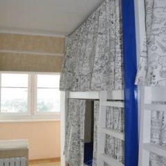 ID Hostel Кровати в общем номере с двухъярусными кроватями фото 12