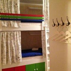 ID Hostel Кровати в общем номере с двухъярусными кроватями фото 6