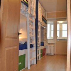 ID Hostel Кровати в общем номере с двухъярусными кроватями фото 10