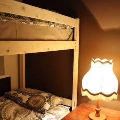 Гостиница Amigo Tzvetnoi Bulvar Кровать в общем номере с двухъярусной кроватью фото 18