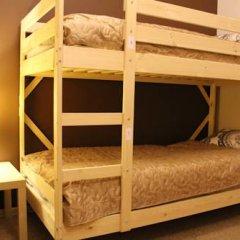 Гостиница Amigo Tzvetnoi Bulvar Кровать в общем номере с двухъярусной кроватью фото 17
