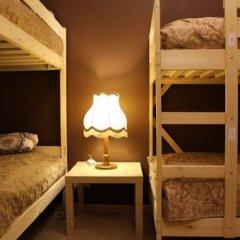 Гостиница Amigo Tzvetnoi Bulvar Кровать в общем номере с двухъярусной кроватью фото 22