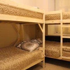 Гостиница Amigo Tzvetnoi Bulvar Кровать в общем номере с двухъярусной кроватью фото 13