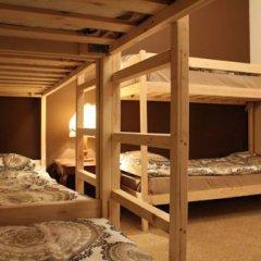 Гостиница Amigo Tzvetnoi Bulvar Кровать в общем номере с двухъярусной кроватью фото 7