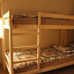 Гостиница Amigo Tzvetnoi Bulvar Кровать в общем номере с двухъярусной кроватью фото 16