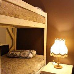 Гостиница Amigo Tzvetnoi Bulvar Кровать в общем номере с двухъярусной кроватью фото 15