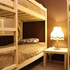 Гостиница Amigo Tzvetnoi Bulvar Кровать в общем номере с двухъярусной кроватью фото 8