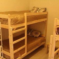 Гостиница Amigo Tzvetnoi Bulvar Кровать в общем номере с двухъярусной кроватью фото 24