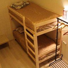 Гостиница Amigo Tzvetnoi Bulvar Кровать в общем номере с двухъярусной кроватью фото 26