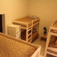 Гостиница Amigo Tzvetnoi Bulvar Кровать в общем номере с двухъярусной кроватью фото 31