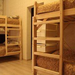 Гостиница Amigo Tzvetnoi Bulvar Кровать в общем номере с двухъярусной кроватью фото 35
