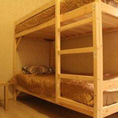 Гостиница Amigo Tzvetnoi Bulvar Кровать в общем номере с двухъярусной кроватью фото 28