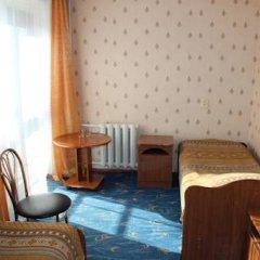 Гостиница Resort Avrora 2* Номер категории Эконом с двуспальной кроватью фото 3