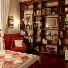 Отель La Casa Dell'Artista Стандартный номер с различными типами кроватей фото 14