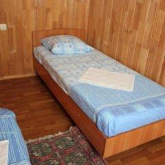 Приветливый Гостевой Дом Номер с общей ванной комнатой с различными типами кроватей (общая ванная комната) фото 3