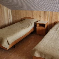 Приветливый Гостевой Дом Номер категории Эконом с 2 отдельными кроватями (общая ванная комната)