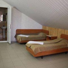 Приветливый Гостевой Дом Номер с общей ванной комнатой с различными типами кроватей (общая ванная комната) фото 4
